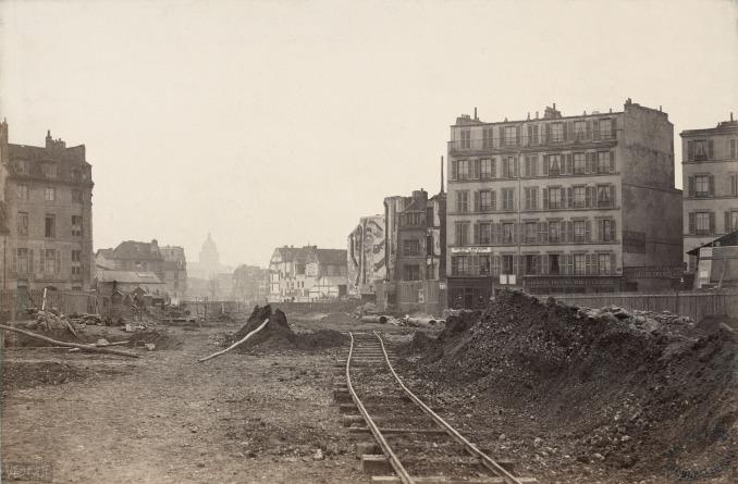 boulevard-henri-iv-place de la bastille