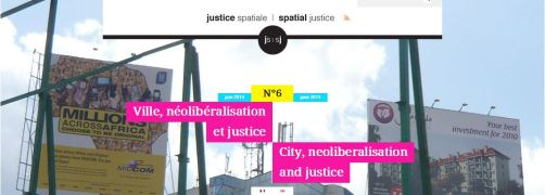 Justice Spatiale - Spatial Justice 6